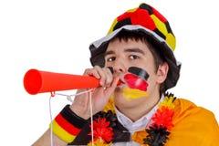 немецкий футбол Стоковые Фото