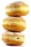 Немецкое печенье берлинца Стоковая Фотография