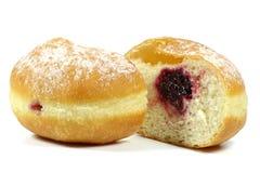 Немецкое печенье берлинца Стоковое Изображение RF