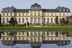 немец замока Стоковые Изображения
