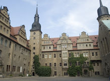немец замока Стоковая Фотография