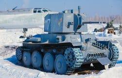 Немец мира танка 2 Стоковая Фотография