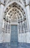 Немец собора Кёльна: Dom Kölner Стоковое Фото
