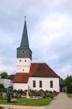 немец церков стоковая фотография