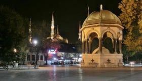 немец istanbul фонтана Стоковые Фотографии RF