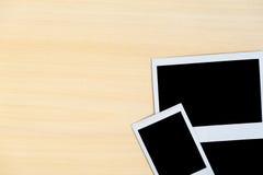 3 немедленных рамки фото стоковые фотографии rf