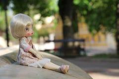Немногое куклы также имеет сердце стоковое изображение rf