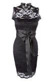 Немногое черное платье Стоковые Изображения RF