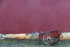 Ненастное Grytvyken стоковое фото rf