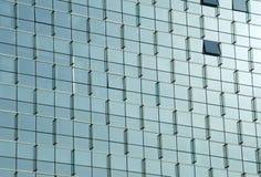 Ненесущая стена mordern здания Стоковые Фотографии RF