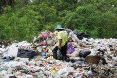 Ненужное разъединение бедными человеками Стоковые Изображения