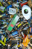 Ненужные батареи Стоковое Фото