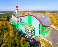 Ненужный завод испепеления ZEVO Стоковые Изображения RF