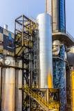 Ненужный завод испепеления Spittelau в вене Стоковое Изображение RF