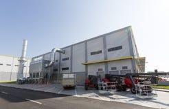Ненужный завод снаружи Стоковая Фотография