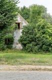 Необжитый дом стоковое фото