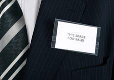 необходимый рекламодатель стоковые фотографии rf