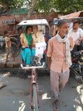 Необходимая рикша Стоковая Фотография RF