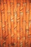 Необыкновенная кирпичная стена картины Стоковые Изображения RF
