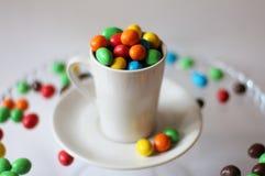 Необыкновенная фантазия кофе стоковое изображение rf