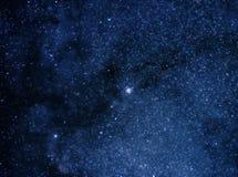 Неоглядный космос Стоковые Изображения RF