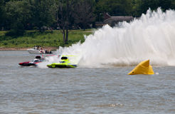 Неограниченные гонки H1 Стоковое Изображение RF