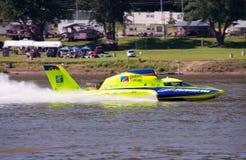 Неограниченные гонки H1 Стоковые Фотографии RF