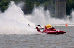 Неограниченные гонки H1 Стоковые Фото