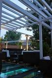 Неоклассический сад Стоковая Фотография RF