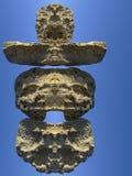 неолитический висок Стоковая Фотография