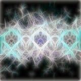 Неоновая абстрактная красочная предпосылка обоев Стоковое Изображение RF