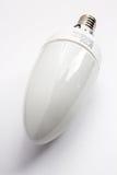 Неоновая электрическая лампочка Стоковое фото RF