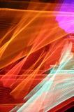 неоновые штанги Стоковая Фотография RF