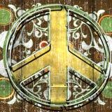 неоновый знак мира Стоковая Фотография RF