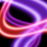 неон зарева Стоковая Фотография RF