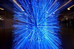 неон hedgehog Стоковые Изображения RF