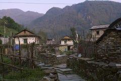Непал, Гималаи, Ghandruk Стоковое Фото