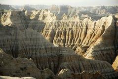 неплодородные почвы Дакота южная Стоковые Изображения