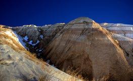 неплодородные почвы Дакота южная Стоковые Изображения RF