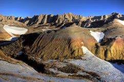 неплодородные почвы Дакота южная Стоковое фото RF