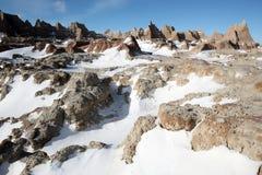 неплодородные почвы Стоковые Фотографии RF