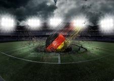Непобедимая Германия Стоковые Фотографии RF