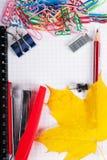 неподвижные инструменты Стоковая Фотография