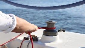 Неправильная польза ворот на яхте сток-видео