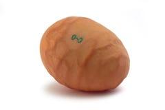 Неправильное яичко Стоковые Изображения RF