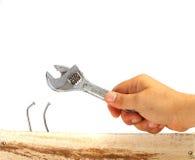 Неправильный инструмент DIY Стоковые Изображения RF