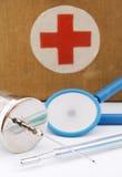 непредвиденное медицинское обслуживание Стоковые Изображения