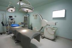 Комната Operating в медицинском центре Стоковые Изображения RF