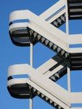 Непредвиденные лестницы Стоковое Фото
