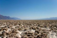 непроизводительная земля Стоковое Изображение RF